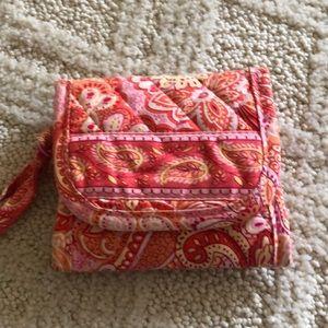 Gently used Vera Bradley wallet